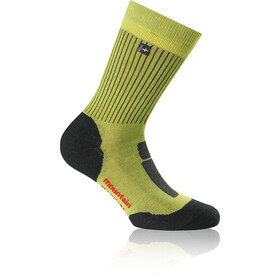 Rohner Mountain Trekking L/R Socks yellow